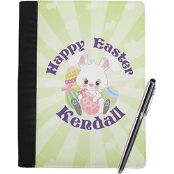 Easter Bunny Notebook Padfolio (Personalized)