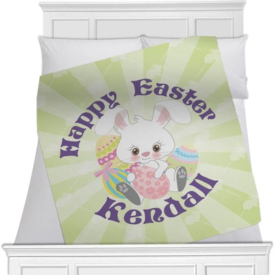 Easter Bunny Fleece Blanket - 40