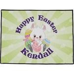 Easter Bunny Door Mat (Personalized)