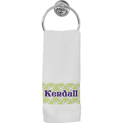 Easter Bunny Hand Towel (Personalized)
