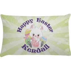Easter Bunny Pillow Case (Personalized)
