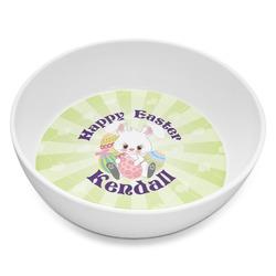 Easter Bunny Melamine Bowl 8oz (Personalized)
