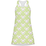 Easter Bunny Racerback Dress (Personalized)