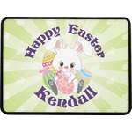 Easter Bunny Rectangular Trailer Hitch Cover (Personalized)