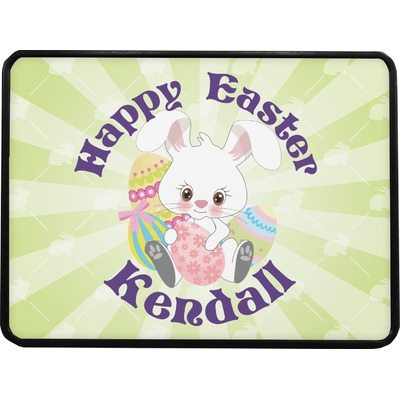 Easter Bunny Rectangular Trailer Hitch Cover - 2