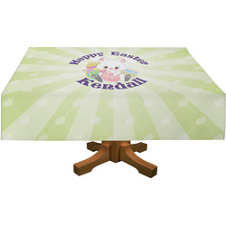 Easter Bunny Tablecloth (Personalized)