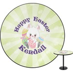 Easter Bunny Round Table (Personalized)