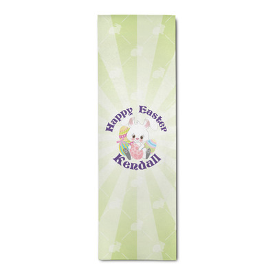 Easter Bunny Runner Rug - 3.66'x8' (Personalized)