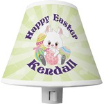 Easter Bunny Shade Night Light (Personalized)