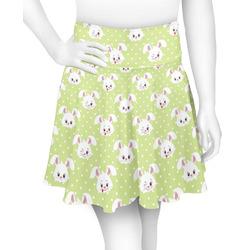 Easter Bunny Skater Skirt (Personalized)