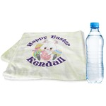 Easter Bunny Sports & Fitness Towel (Personalized)