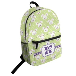 Easter Bunny Student Backpack (Personalized)