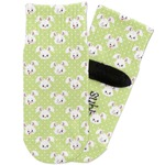 Easter Bunny Toddler Ankle Socks (Personalized)