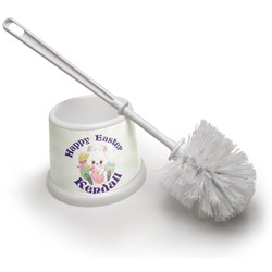 Easter Bunny Toilet Brush (Personalized)
