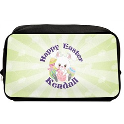 Easter Bunny Toiletry Bag / Dopp Kit (Personalized)