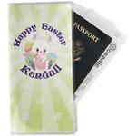 Easter Bunny Travel Document Holder