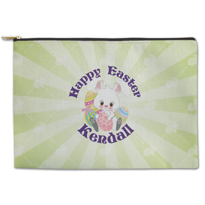Easter Bunny Zipper Pouch (Personalized)