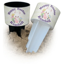 Easter Bunny Beach Spiker Drink Holder (Personalized)