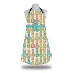 Fun Easter Bunnies Apron (Personalized)