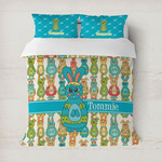 Fun Easter Bunnies Duvet Covers (Personalized)