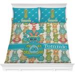Fun Easter Bunnies Comforter Set (Personalized)
