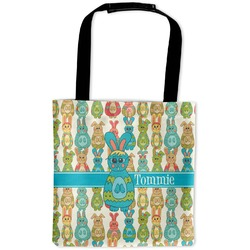 Fun Easter Bunnies Auto Back Seat Organizer Bag (Personalized)