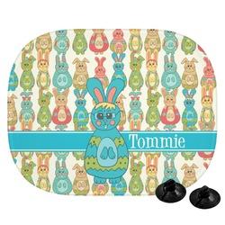 Fun Easter Bunnies Car Side Window Sun Shade (Personalized)