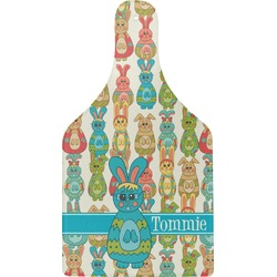 Fun Easter Bunnies Cheese Board (Personalized)