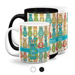 Fun Easter Bunnies Coffee Mugs (Personalized)