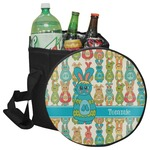 Fun Easter Bunnies Collapsible Cooler & Seat (Personalized)