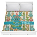 Fun Easter Bunnies Comforter (Personalized)
