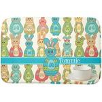 Fun Easter Bunnies Dish Drying Mat (Personalized)
