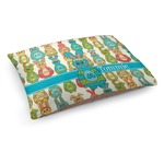 Fun Easter Bunnies Dog Bed (Personalized)