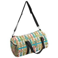 Fun Easter Bunnies Duffel Bag (Personalized)