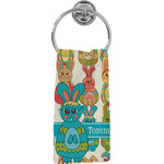 Fun Easter Bunnies Hand Towel - Full Print (Personalized)