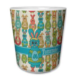 Fun Easter Bunnies Plastic Tumbler 6oz (Personalized)