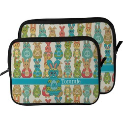 Fun Easter Bunnies Laptop Sleeve / Case (Personalized)