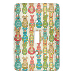 Fun Easter Bunnies Light Switch Covers - Multiple Toggle Options Available (Personalized)
