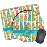 Fun Easter Bunnies Mouse Pads (Personalized)