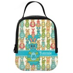 Fun Easter Bunnies Neoprene Lunch Tote (Personalized)