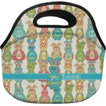 Fun Easter Bunnies Lunch Bag (Personalized)