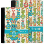 Fun Easter Bunnies Notebook Padfolio w/ Name or Text
