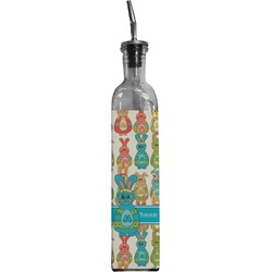 Fun Easter Bunnies Oil Dispenser Bottle (Personalized)