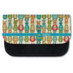 Fun Easter Bunnies Canvas Pencil Case w/ Name or Text