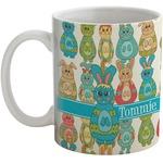 Fun Easter Bunnies Coffee Mug (Personalized)