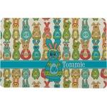 Fun Easter Bunnies Comfort Mat (Personalized)
