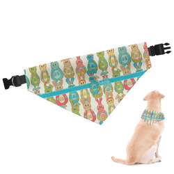 Fun Easter Bunnies Dog Bandana (Personalized)