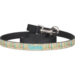 Fun Easter Bunnies Pet / Dog Leash (Personalized)