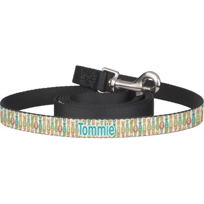 Fun Easter Bunnies Dog Leash (Personalized)
