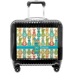 Fun Easter Bunnies Pilot / Flight Suitcase (Personalized)